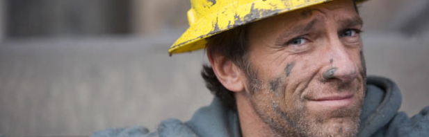 Mike Rowe From Dirty Jobs: Don't Follow Your Passion, Live it…