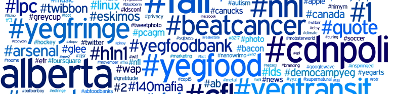"What's Up with this Whole ""Hashtag"" thing? 